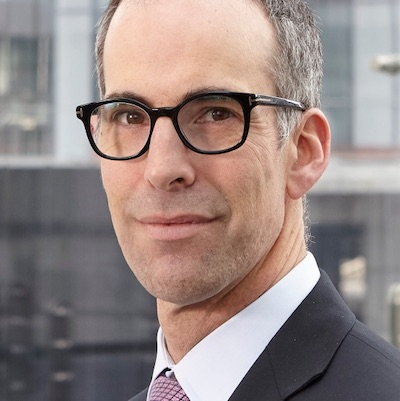 IMAGE: Jonathan Gitlin is president and COO of RioCan REIT. (Courtesy RioCan)