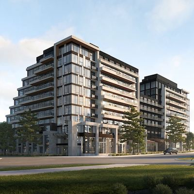 IMAGE: 8188 Yonge is one of Trulife's first development projects. It's in partnership with Constantine Enterprises. (Courtesy Trulife)