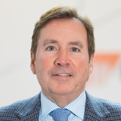 IMAGE: Michel Léonard, CEO of BTB REIT. (Courtesy BTB)