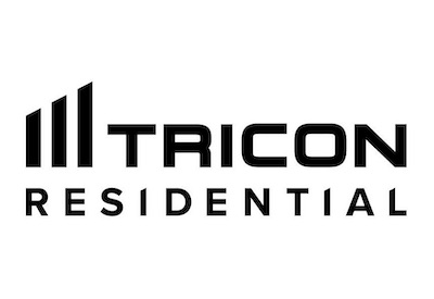 IMAGE: Tricon Residential logo.