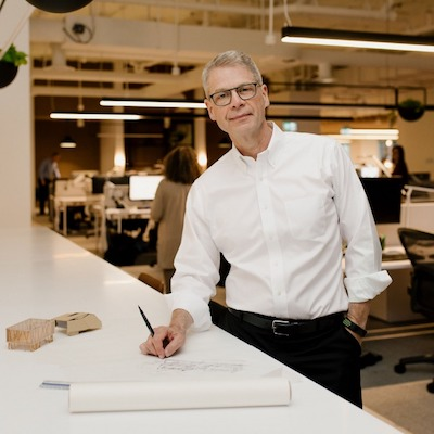 IMAGE: Craig Applegath is an architect and principal with DIALOG. (Courtesy DIALOG)