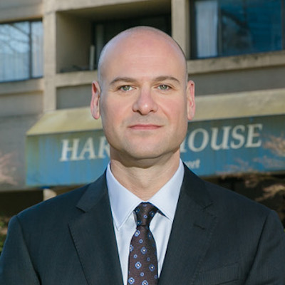 IMAGE: Mark Goodman, principal of Goodman Commercial in Vancouver. (Courtesy Goodman Commercial)