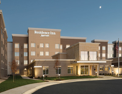 IMAGE: The Residence Inn, St. Paul Woodbury in Minneapolis, Minn., is one of 12 hotels AHIP purchased as the REIT repositioned its portfolio during 2019. (Courtesy AHIP)