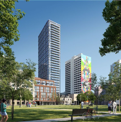 IMAGE: JAC Condos on Jarvis St., in Toronto are being developed by Phantom and Graywood. (Courtesy Phantom)