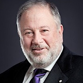 IMAGE: Jonathan Wener, founder and chairman of Montreal-based developer Canderel. He is also Chancellor of Concordia University. (Courtesy Concordia)