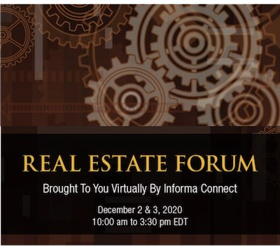 IMAGE: The Real Estate Forum in Toronto. (Courtesy Informa)