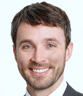 IMAGE: Triovest Realty Advisors innovation and sustainability vice-president Philippe Bernier. (Courtesy Triovest)