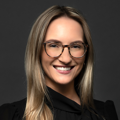IMAGE: Andie Daggett, the manager of rental market data (Alberta and Ontario) for research firm Urban Analytics. (Courtesy Urban Analytics)