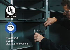 Lockourier UL Certified