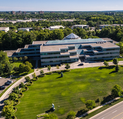 IMAGE: 2300 Meadowvale Blvd. in Mississauga has been sold by Crown Realty Partners. (Courtesy Crown)