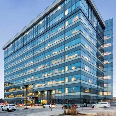 IMAGE: Groupe MACH has acquired the First Meadowvale Centre in Mississauga. (Courtesy Groupe MACH)