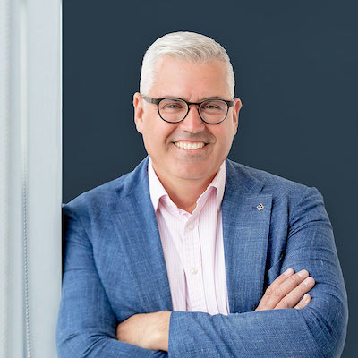 IMAGE: Dean Hopkins, the chief operations officer at Oxford Properties Group. (Courtesy Oxford)
