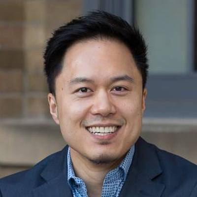 IMAGE: Ben Liao, managing director of Colliers Proptech Accelerator Powered by Techstars. (Courtesy Colliers)