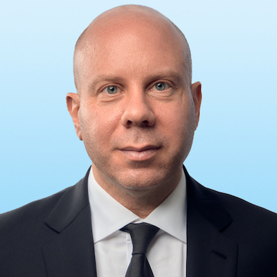 IMAGE: Lucas Atkins, president of capital markets in Canada for Colliers International. (Courtesy Colliers)