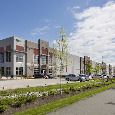IMAGE: The South Surrey Business Park in Greater Vancouver has been acquired by Crestpoint Real Estate. (Courtesy Crestpoint)