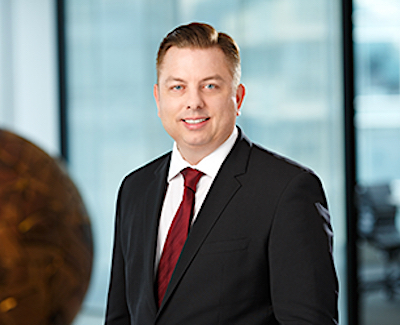IMAGE: Lance Coulson is executive vice president at CBRE in Vancouver. (Courtesy CBRE)