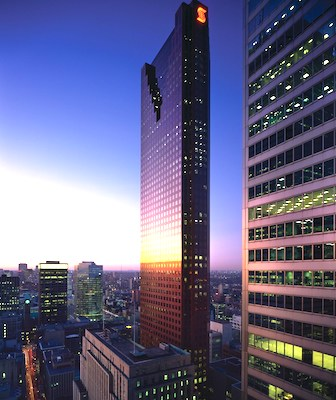 IMAGE: Scotia Plaza in Toronto. (Courtesy KingSett, AIMCo)