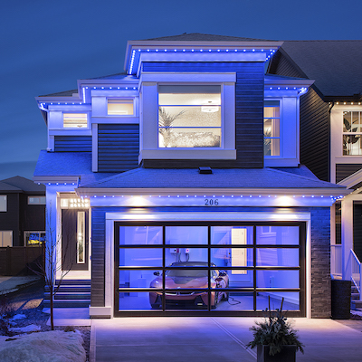 IMAGE: Calgary homebuilder Jayman BUILT is offering a new line of highly sustainable Quantum Performance Ultra E-Homes. (Courtesy Jayman)