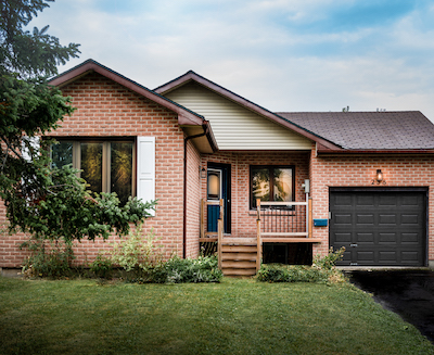 IMAGE: This home in Kingston, Ont., is part of Avenew's existing single-family rental inventory. (Courtesy Avenew / Core Development Group)