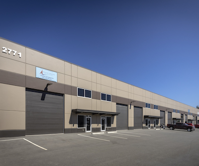 IMAGE: CanFirst Capital Management acquired the 11-building Dozyn Dezyn industrial portfolio in Greater Vancouver for one of its funds. (Courtesy CanFirst)