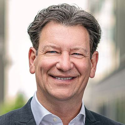 IMAGE: Christoph Schumacher ,global head of real assets, private markets at Manulife Investment Management. (Courtesy Manulife)