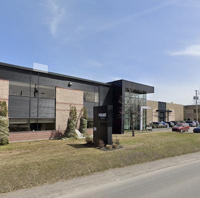 IMAGE: 721 Roland Godard Blvd., in Greater Montreal is one of the recent industrial acquisitions by Groupe Quint. (Google Maps)