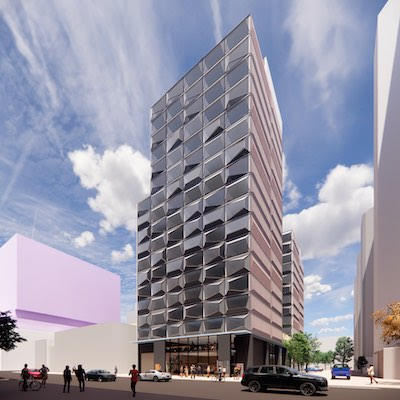 IMAGE: Manga Hotels is planning to construct a series of new hotels in downtown Toronto, anticipating that a COVID-related downturn in the industry will end as the pandemic is brought under control. (Courtesy Manga Hotels)