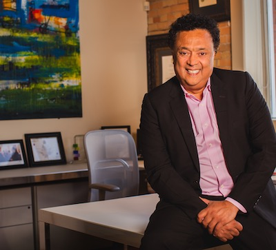 IMAGE: Bob Dhillon, the founder, president and CEO of Mainstreet Equity. (Courtesy Mainstreet)