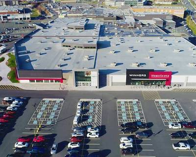 IMAGE: The Avalon Mall in St. John's has undergone a $100-million transformation under owner Crombie REIT. (Courtesy Crombie REIT)