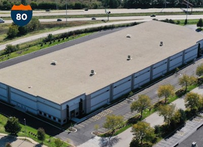 IMAGE: 1600 Rock Creek Blvd., in Joliette, IL., is being acquired by Granite REIT. (Courtesy Granite / Business Wire)