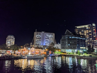 IMAGE: Downtown Halifax, as seen from the waterfront. (Courtesy Patrick Mitchell / Turner Drake & Partners)