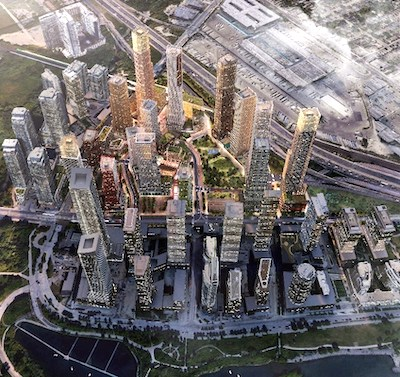 IMAGE: 2150 Lake Shore Boulevard West will be First Capital's largest development to date – in partnership with Pemberton Group and Main & Main. (Courtesy First Capital REIT)