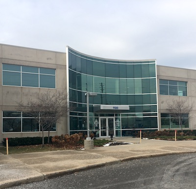 IMAGE: 1100 Algoma Rd., in Ottawa is one of four industrial properties purchased in the city by Crestpoint Real Estate Investments. (Courtesy Crestpoint)