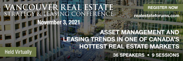 Vancouver Real Estate Strategy & Leasing Conference